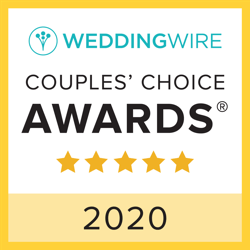 WeddingWire Couples' Choice Awards 2020 Winner