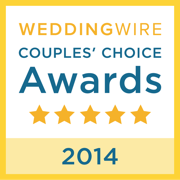 WeddingWire Couples' Choice Awards 2014 Winner