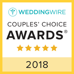 WeddingWire Couples' Choice Awards 2018 Winner