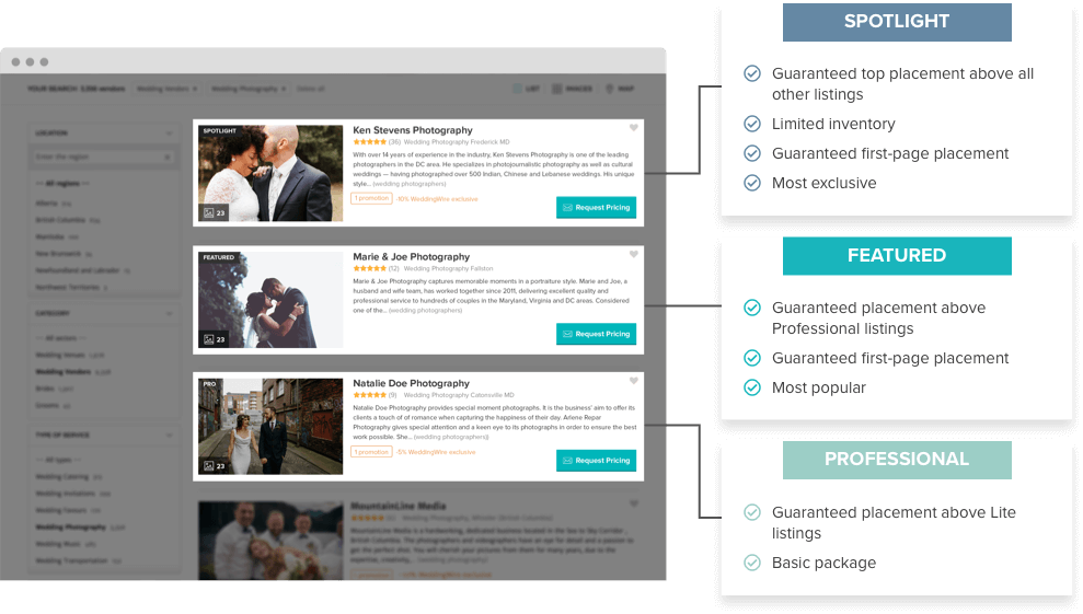 Wedding Business Advertising, Grow Your Business | WeddingWire