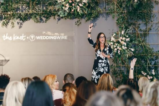 Stay on top of wedding industry education and news
