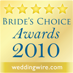 Music In Motion, WeddingWire Couples' Choice Award Winner 2010
