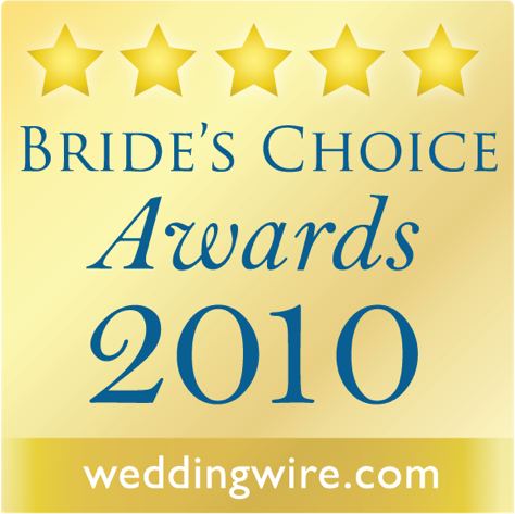 Reverend Arlene Goldman Wins WeddingWire Brides' Choice Awards 2010