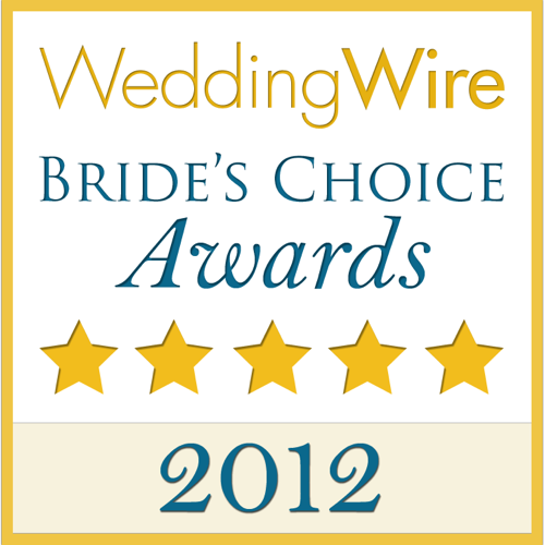 Reverend Arlene Goldman Wins WeddingWire Brides' Choice Awards 2012