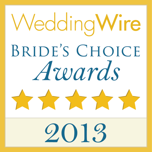 Reverend Arlene Goldman Wins WeddingWire Brides' Choice Awards 2013