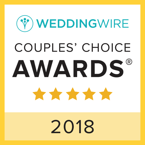Reverend Arlene Goldman Wins WeddingWire Couple's Choice Awards 2018