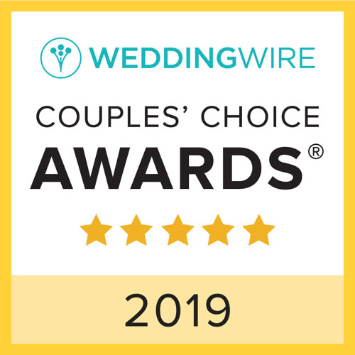 dj christopher hart, WeddingWire Couples' Choice Award Winner 2019