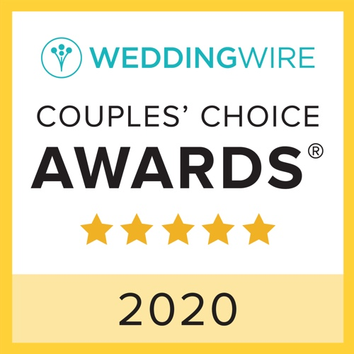 dj christopher hart, WeddingWire Couples' Choice Award Winner 2020