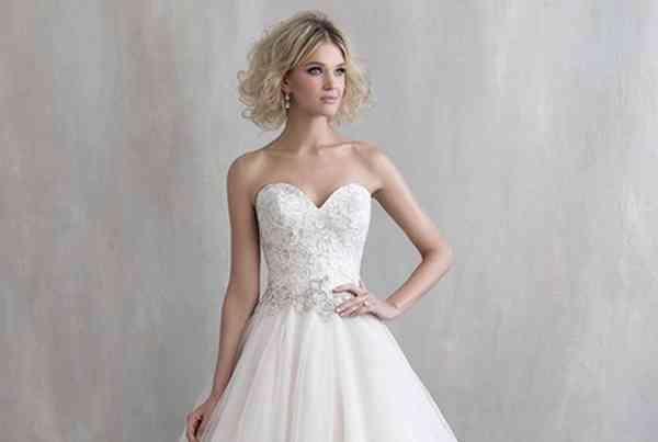 Wedding styles dress