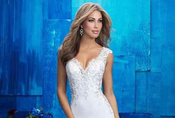 Wedding dress photos wedding dresses pictures weddingwire wedding dresses allure bridals junglespirit Gallery