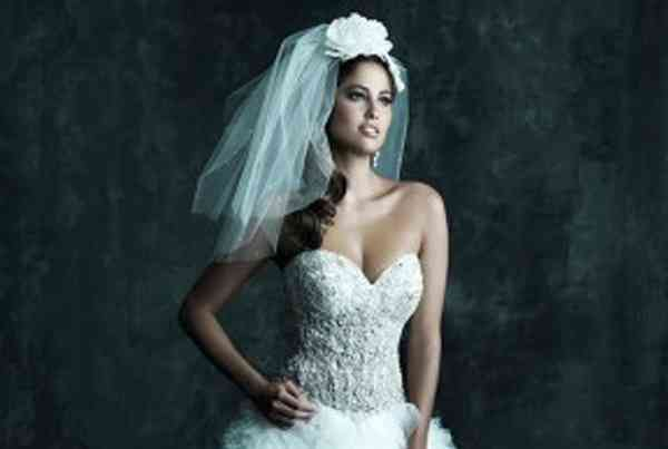 Wedding Dresses Allure Couture