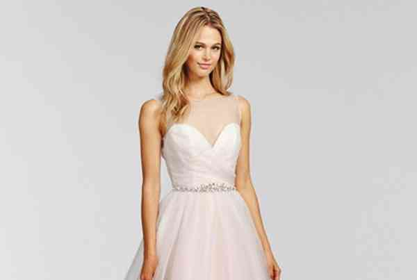 Wedding Dresses Blush by Hayley Paige