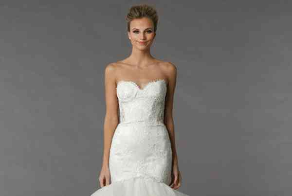 Wedding Dresses Pnina Tornai for Kleinfeld