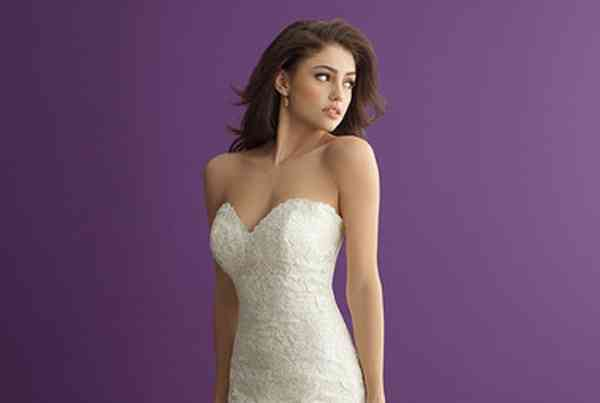 Wedding Dresses Allure Romance